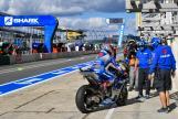 Alex Rins, Team Suzuki Ecstar, SHARK Helmets Grand Prix de France