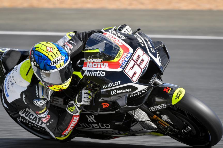 Tito Rabat, Reale Avintia Racing, SHARK Helmets Grand Prix de Franc