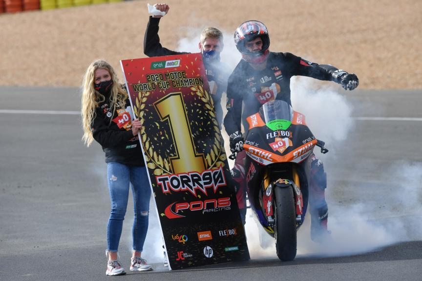 Jordi Torres, Pons Racing 40, SHARK Helmets Grand Prix de France