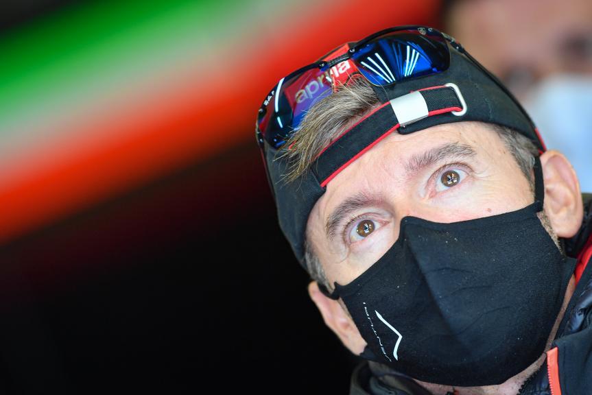 Max Biaggi, Aprilia Racing Team Gresini, SHARK Helmets Grand Prix de France