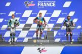 Sam Lowes, Remy Gardner, Marco Bezzecchi, SHARK Helmets Grand Prix de France