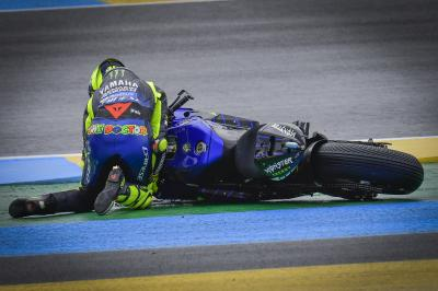 ¿De qué habría sido capaz Rossi sin su caída en la chicane?