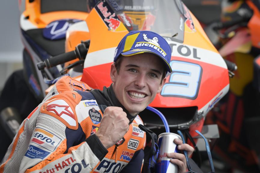 Alex Marquez, Repsol Honda Team, SHARK Helmets Grand Prix de France