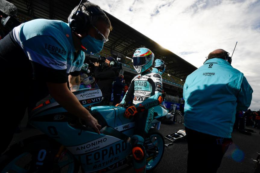Jaume Masia, Leopard Racing, SHARK Helmets Grand Prix de France