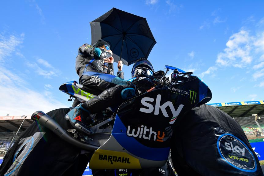 Celestino Vietti, SKY Racing Team Vr46, SHARK Helmets Grand Prix de France