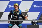 Celestino Vietti, SKY Racing Team Vr46, SHARK Helmets Grand Prix de France