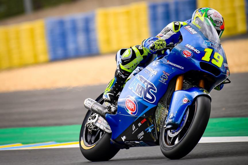 Lorenzo Dalla Porta, Italtrans Racing Team, SHARK Helmets Grand Prix de France