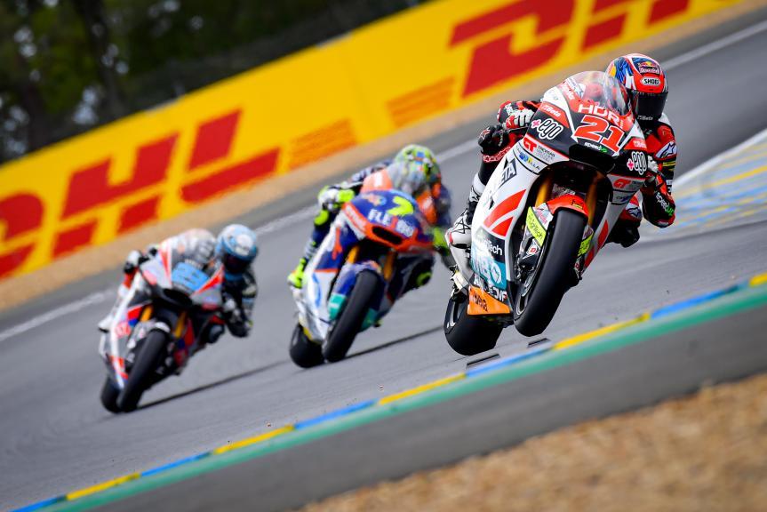 Fabio Di Giannantonio, Termozeta Speed Up, SHARK Helmets Grand Prix de France