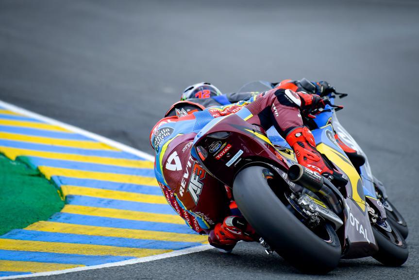 Augusto Fernandez, EG 0,0 Marc VDS, SHARK Helmets Grand Prix de France