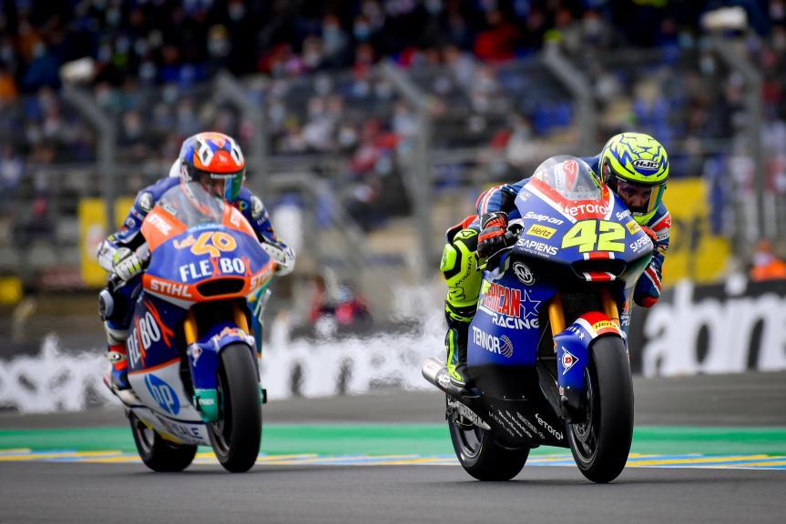 Marcos Ramirez, Termozeta Speed Up, SHARK Helmets Grand Prix de France