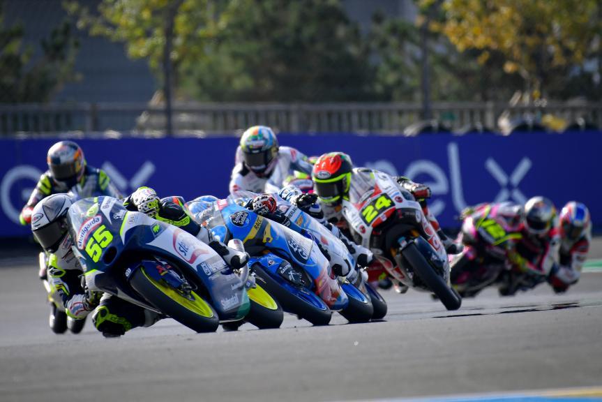 Romano Fenati, Sterilgarda Max Racing Team, SHARK Helmets Grand Prix de France
