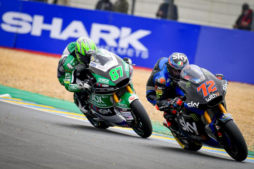 Marco Bezzecchi, SKY Racing Team Vr46, SHARK Helmets Grand Prix de France