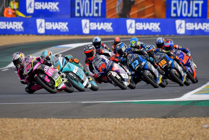 Moto3™, SHARK Helmets Grand Prix de France