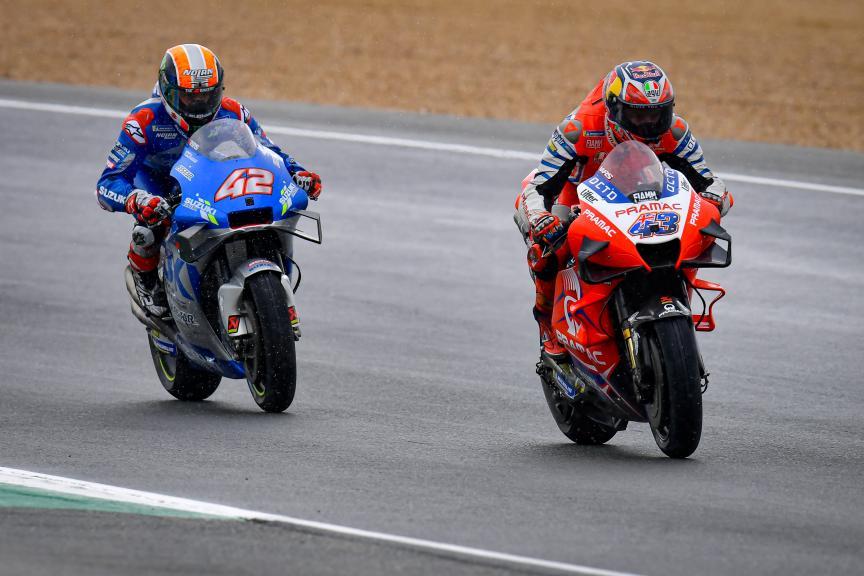 Alex Rins, Jack Miller, SHARK Helmets Grand Prix de France