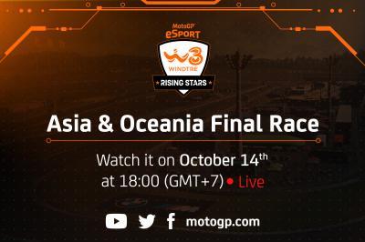 eSport - WINDTRE Rising Stars : La finale Asie/Océanie !