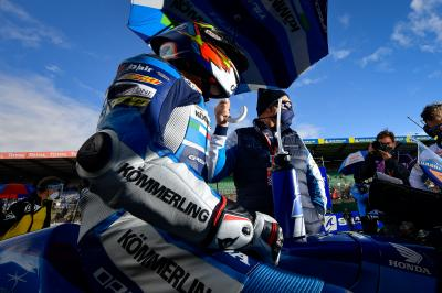 MP1 e il Gresini Racing portano l'Indonesia in MotoGP™