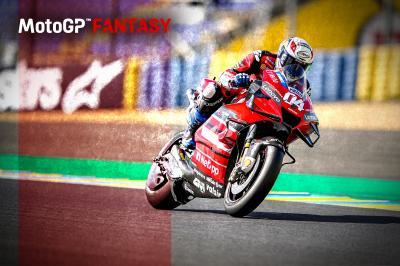 MotoGP™ Fantasy: Dovizioso y Ducati, objetos de deseo