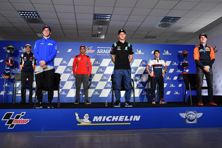 Press-Conference, Gran Premio Michelin® de Aragón