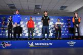 Press-Conference, Gran Premio Michelin® de Aragón