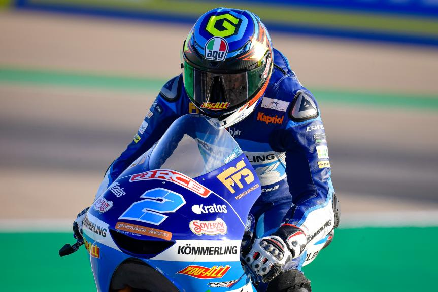 Gabriel Rodrigo, Kőmmerling Gresini Moto3, Gran Premio Michelin® de Aragón