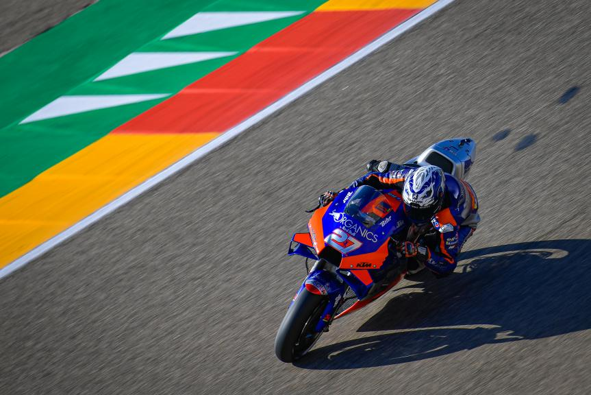 Iker Lecuona, Red Bull KTM Tech 3, Gran Premio Michelin® de Aragón