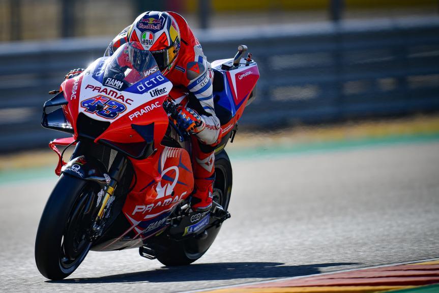 Jack Miller, Pramac Racing, Gran Premio Michelin® de Aragón