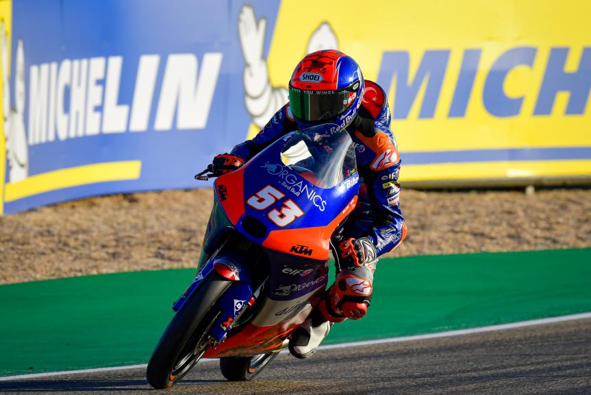 Deniz Oncu, Red Bull KTM Tech 3, Gran Premio Michelin® de Aragón