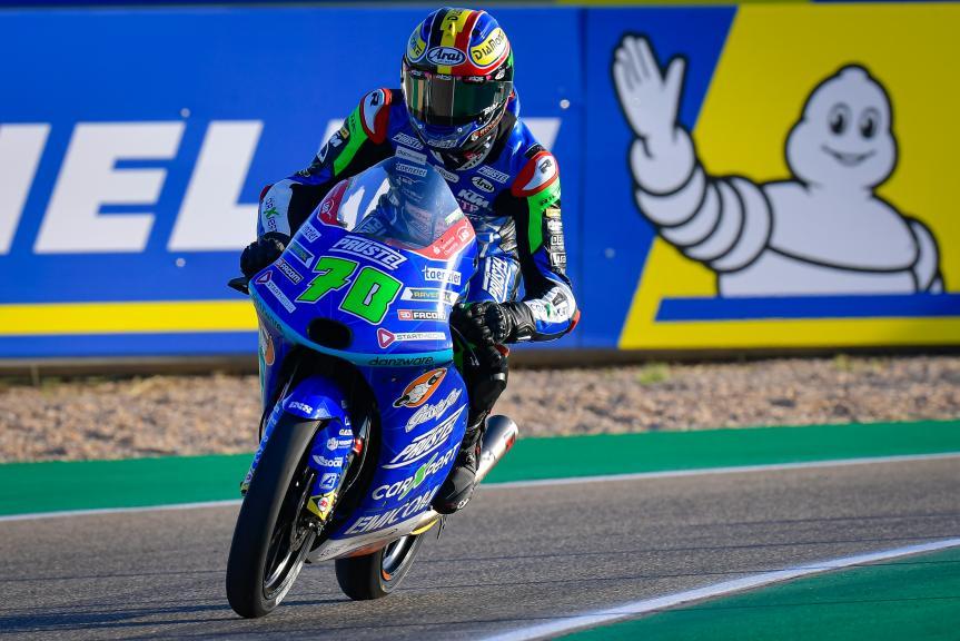 Barry Baltus, Carxpert PruestelGP, Gran Premio Michelin® de Aragón
