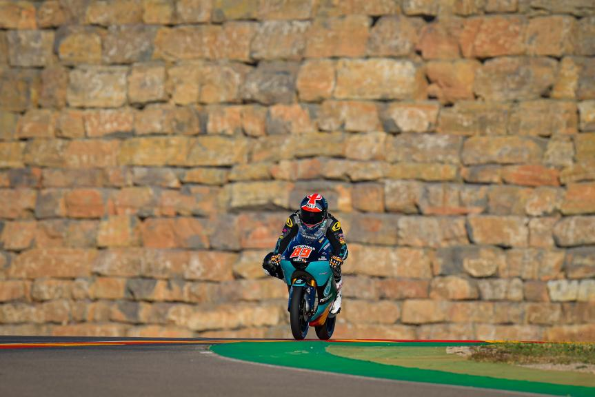 Khairul Idham Pawi, Petronas Sprinta Racing, Gran Premio Michelin® de Aragón