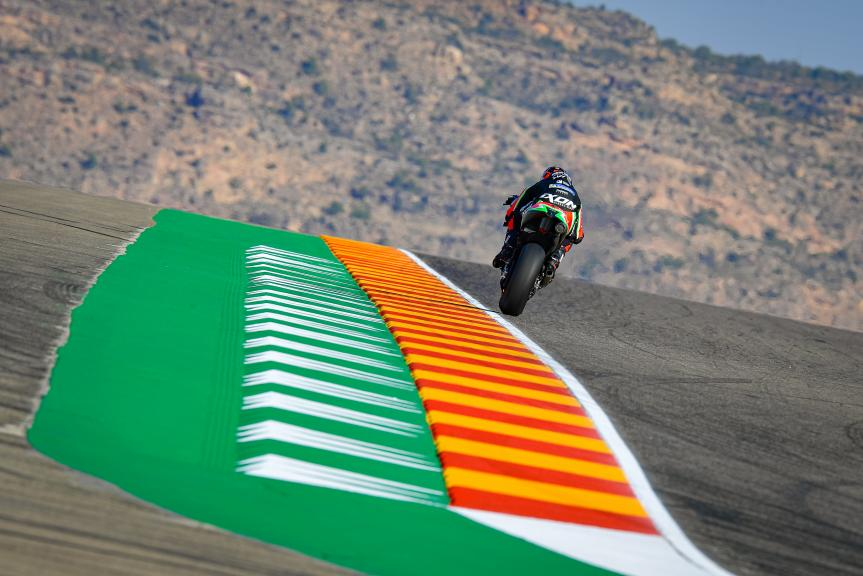 Bradley Smith, Aprilia Racing Team Gresini, Gran Premio Michelin® de Aragón