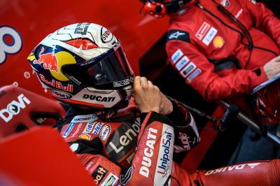 Colapso inicial de Ducati: sus 6 pilotos, fuera del Top 10