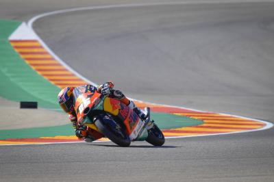 Moto3™ - FP2 : Fernández hausse le ton en Aragón