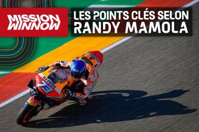 Les enjeux de ce GP d'Aragón par Randy Mamola