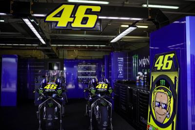 Meregalli talks Rossi's condition and Lorenzo replacement
