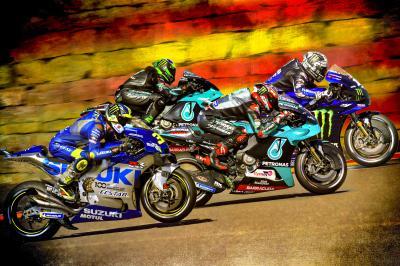 GP d'Aragón – FP2 : Nouveau tiercé gagnant pour Yamaha