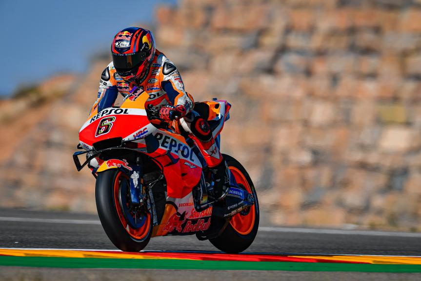 Stefan Bradl, Repsol Honda Team, Gran Premio Michelin® de Aragón