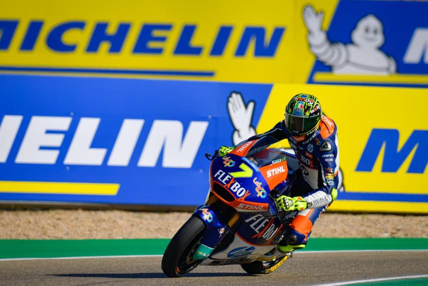Lorenzo Baldassarri, Flexbox HP 40, Gran Premio Michelin® de Aragón