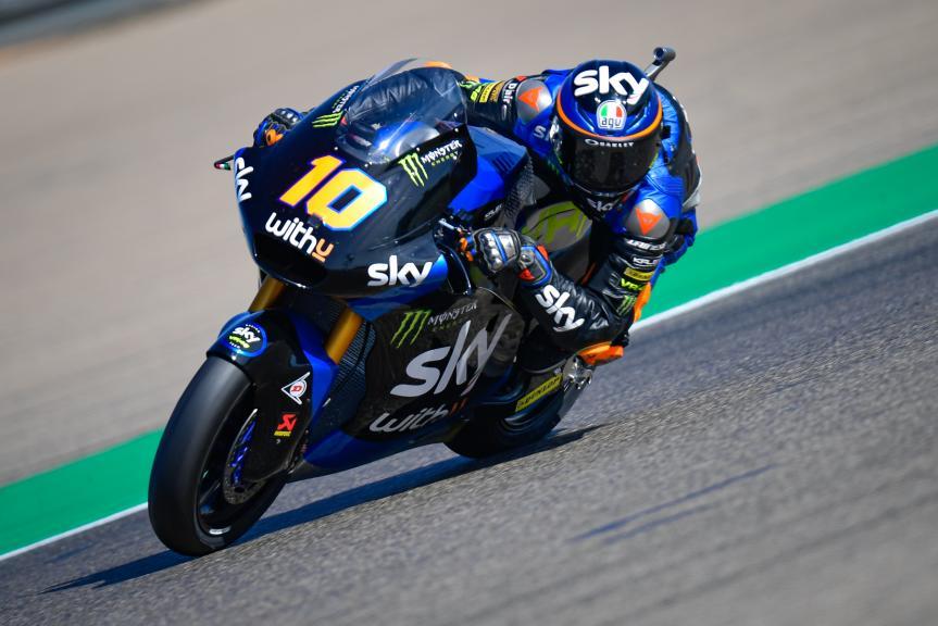 Luca Marini, SKY Racing Team Vr46, Gran Premio Michelin® de Aragón