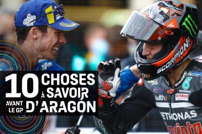 MotoGP™ : Place à la nouvelle génération en Aragon !