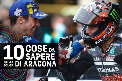 GP di Aragona: una nuova generazione di piloti si confronta