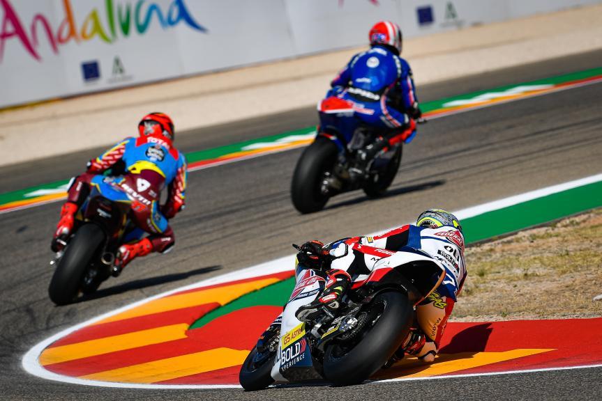 Nicolo Bulega, Federal Oil Gresini Moto2, Gran Premio Michelin® de Aragón