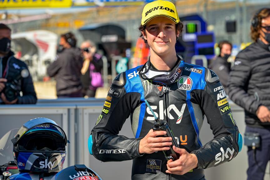 Celestino Vietti, SKY Racing Team Vr46, Gran Premio Michelin® de Aragón