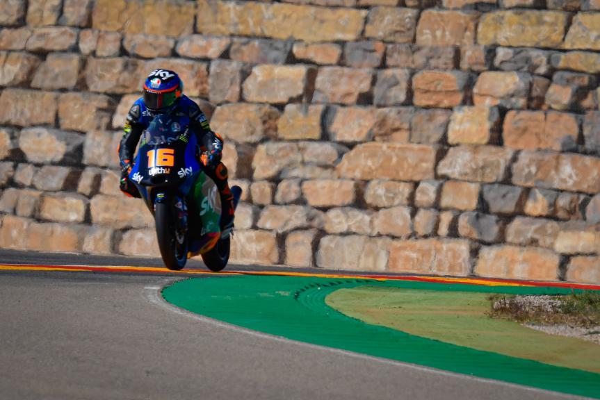 Andrea Migno, SKY Racing Team Vr46, Gran Premio Michelin® de Aragón
