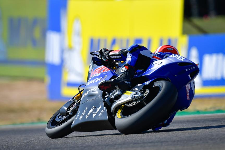 Joe Roberts, Tennor American Racing, Gran Premio Michelin® de Aragón