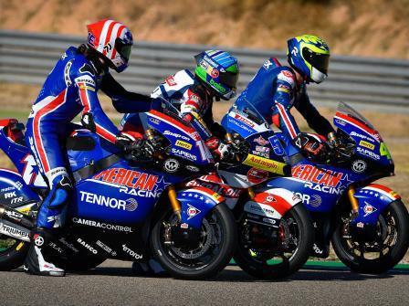 Moto2, Free Practice, Gran Premio Michelin® de Aragón