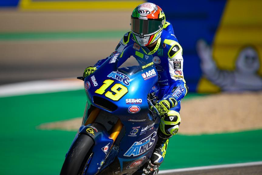 Lorenzo Dalla Porta, Italtrans Racing Team, Gran Premio Michelin® de Aragón