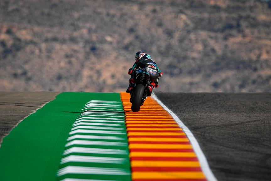 Fabio Quartararo, Petronas Yamaha SRT, Gran Premio Michelin® de Aragón