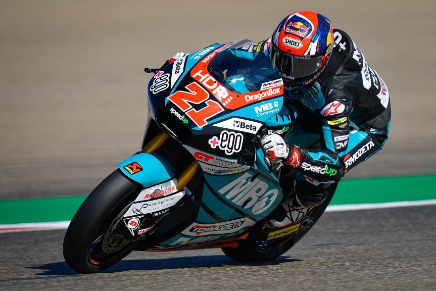 Fabio Di Giannantonio, Termozeta Speed Up, Gran Premio Michelin® de Aragón