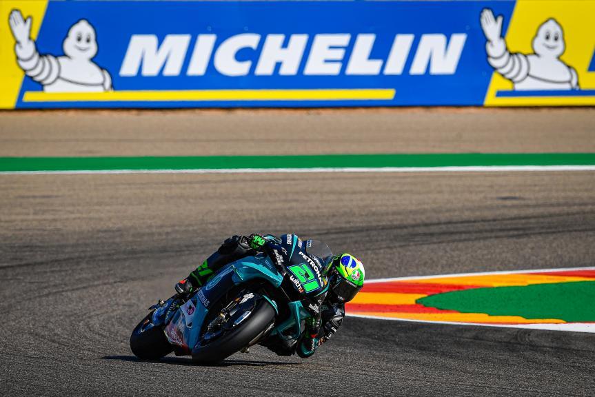 Franco Morbidelli, Petronas Yamaha SRT, Gran Premio Michelin® de Aragón