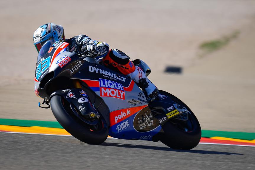 Marcel Schrotter, Liqui Moly Intact GP, Gran Premio Michelin® de Aragón